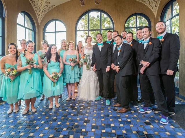 Terrah and Evan's Wedding in Tulsa, Oklahoma 2