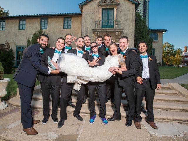 Terrah and Evan's Wedding in Tulsa, Oklahoma 1