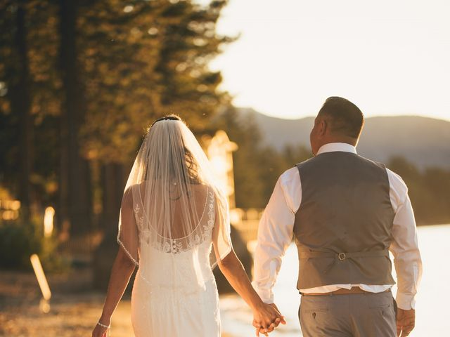 Adolfo and Patricia's Wedding in South Lake Tahoe, California 3