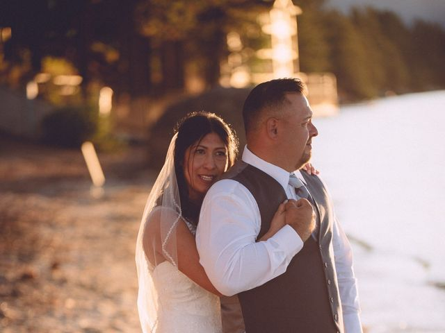 Adolfo and Patricia's Wedding in South Lake Tahoe, California 4