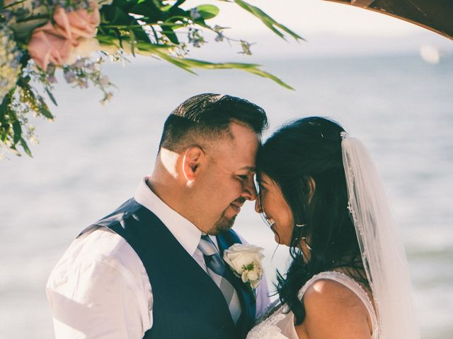 Adolfo and Patricia's Wedding in South Lake Tahoe, California 6