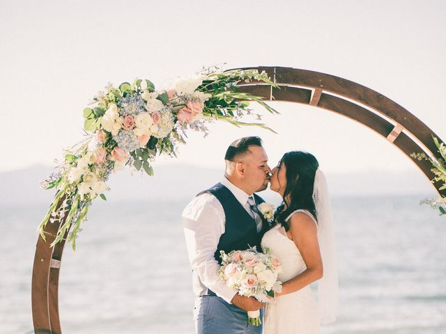 Adolfo and Patricia's Wedding in South Lake Tahoe, California 7