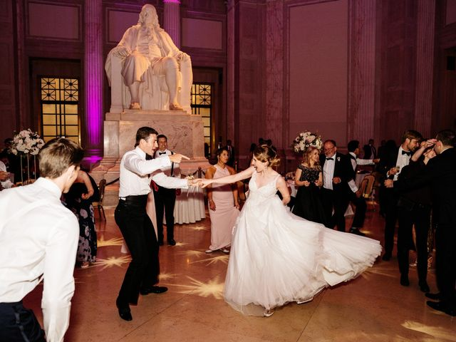 Vlad and Dinora's Wedding in Philadelphia, Pennsylvania 1