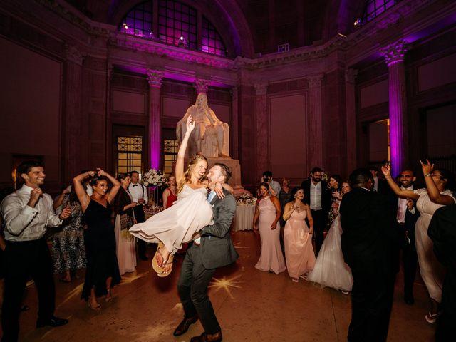 Vlad and Dinora's Wedding in Philadelphia, Pennsylvania 2