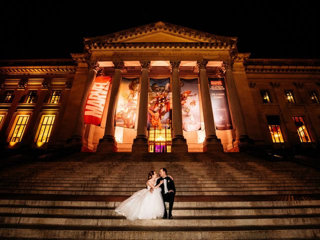 Vlad and Dinora's Wedding in Philadelphia, Pennsylvania 3