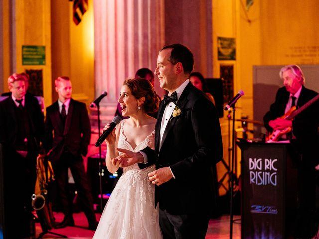 Vlad and Dinora's Wedding in Philadelphia, Pennsylvania 6