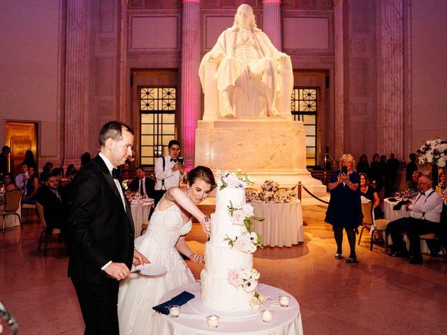 Vlad and Dinora's Wedding in Philadelphia, Pennsylvania 7