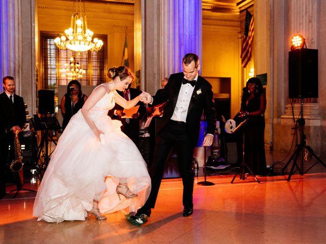 Vlad and Dinora's Wedding in Philadelphia, Pennsylvania 14