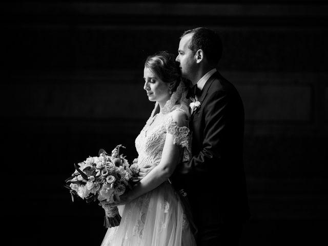 Vlad and Dinora's Wedding in Philadelphia, Pennsylvania 37