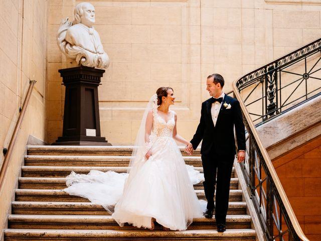 Vlad and Dinora's Wedding in Philadelphia, Pennsylvania 41