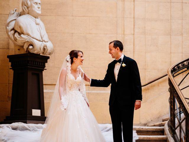 Vlad and Dinora's Wedding in Philadelphia, Pennsylvania 42