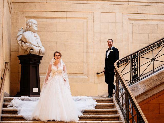 Vlad and Dinora's Wedding in Philadelphia, Pennsylvania 43