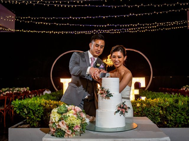 Anthony and Edythia's Wedding in Cancun, Mexico 16