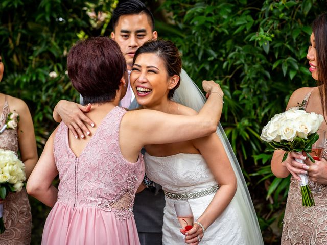 Anthony and Edythia's Wedding in Cancun, Mexico 9