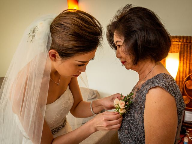 Anthony and Edythia's Wedding in Cancun, Mexico 4