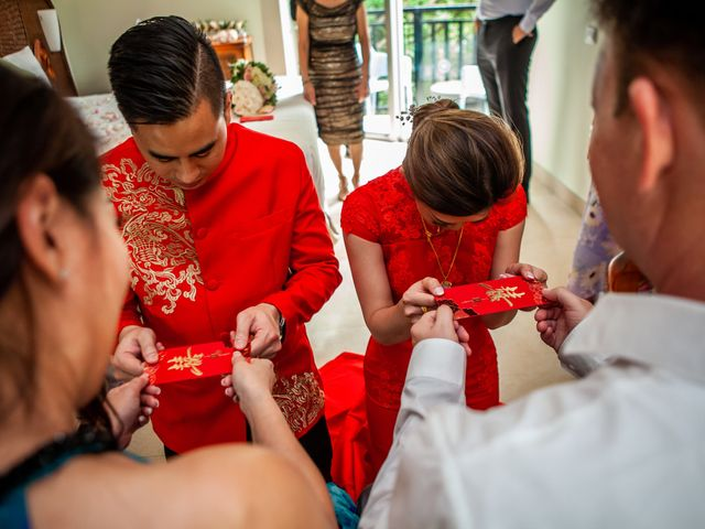 Anthony and Edythia's Wedding in Cancun, Mexico 21