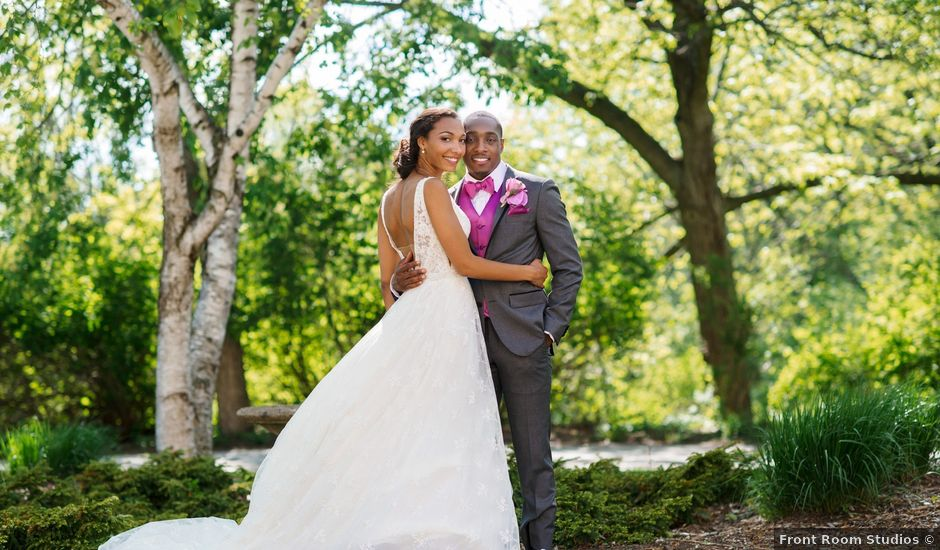 Tae and Victoria's Wedding in Milwaukee, Wisconsin