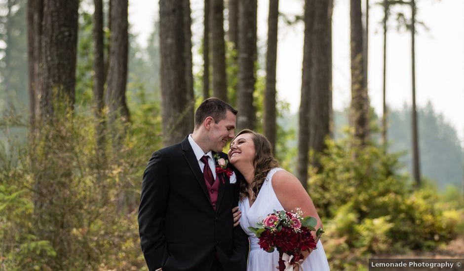 Paul and Kelli's Wedding in Port Orchard, Washington