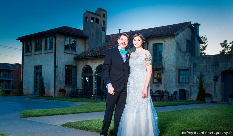 Terrah and Evan's Wedding in Tulsa, Oklahoma