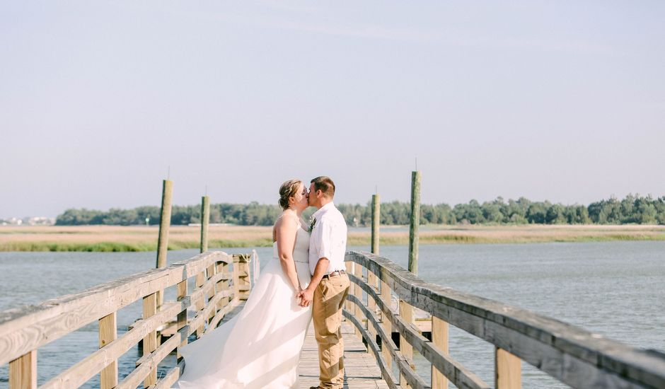 Matt and Stefani's Wedding in Supply, North Carolina