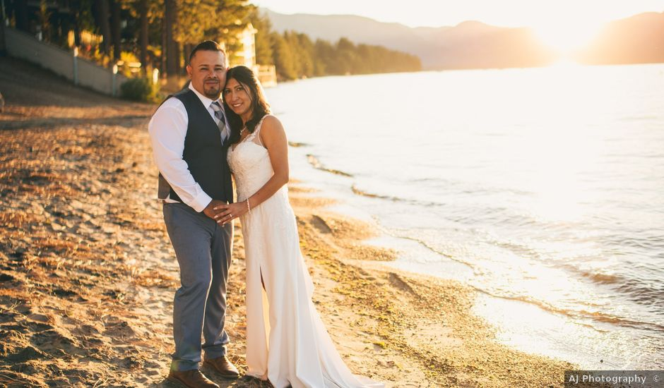 Adolfo and Patricia's Wedding in South Lake Tahoe, California