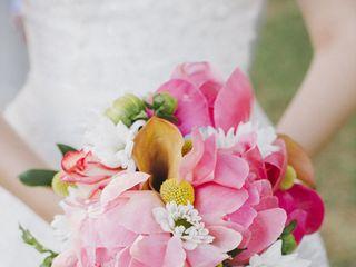 The wedding of Chris and Rachel 1
