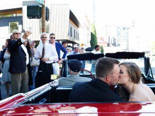 Molly and Levy's Wedding in Portland, Oregon 10