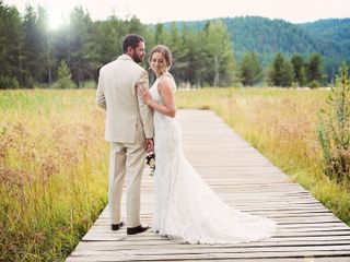 The wedding of Kelsey and Cley