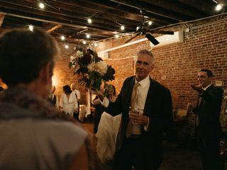 The wedding of Lauren and Steve 1