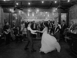 The wedding of Lauren and Steve 2