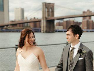 The wedding of Lauren and Steve