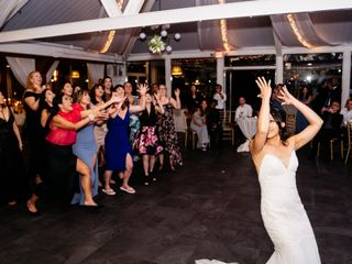 The wedding of Nickey and Victor 2