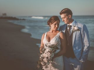 The wedding of Tiffany and Kyle
