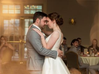 The wedding of Molly and Raul 1