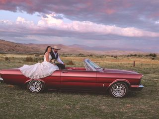 The wedding of Chase and Rachel 3