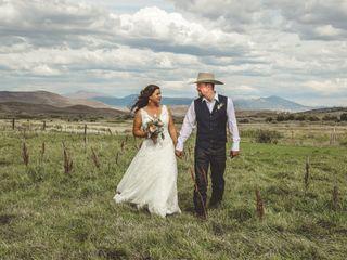 The wedding of Chase and Rachel