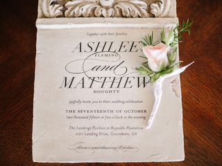 The wedding of Matt and Ashlee 2