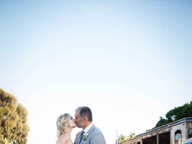 Jonathan and Christina's Wedding in Laguna Beach, California 1