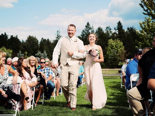 Cley and Kelsey's Wedding in Sandpoint, Idaho 10