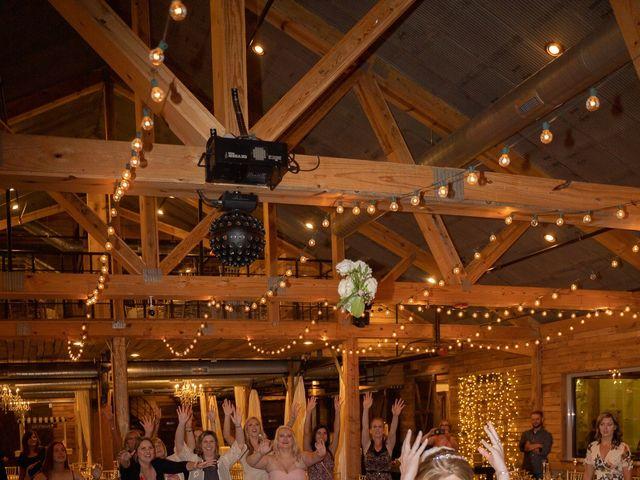 Ryan and Shelby's Wedding in Washington, Oklahoma 6