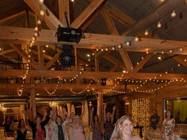 Ryan and Shelby's Wedding in Washington, Oklahoma 7