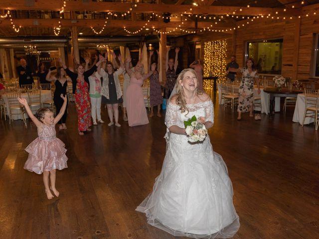 Ryan and Shelby's Wedding in Washington, Oklahoma 8