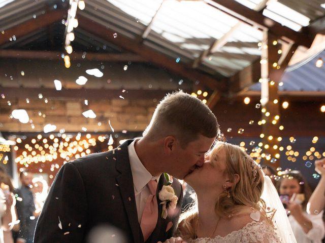 Ryan and Shelby's Wedding in Washington, Oklahoma 9