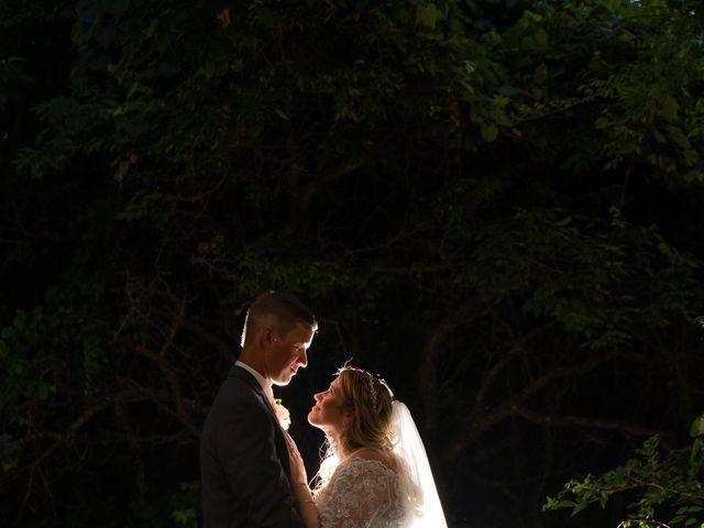 Ryan and Shelby's Wedding in Washington, Oklahoma 12