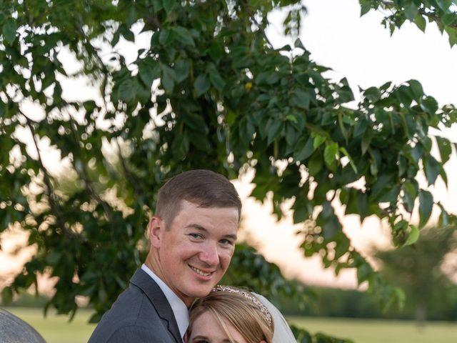 Ryan and Shelby's Wedding in Washington, Oklahoma 13
