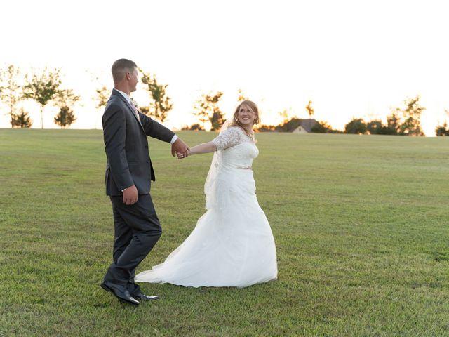 Ryan and Shelby's Wedding in Washington, Oklahoma 14