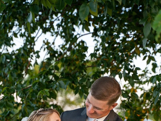Ryan and Shelby's Wedding in Washington, Oklahoma 18