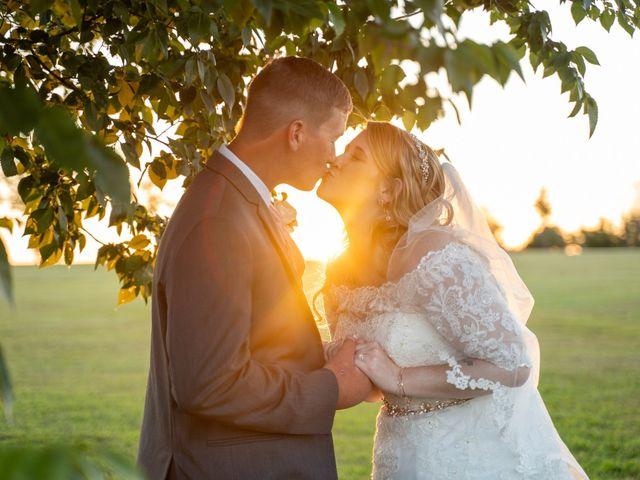 Ryan and Shelby's Wedding in Washington, Oklahoma 19