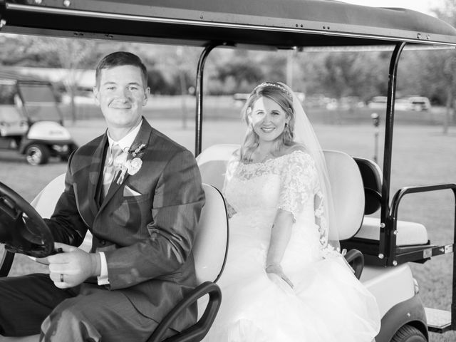 Ryan and Shelby's Wedding in Washington, Oklahoma 20