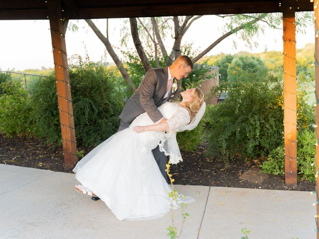 Ryan and Shelby's Wedding in Washington, Oklahoma 21